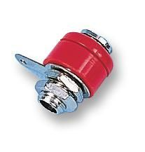 PRO SIGNAL PSG01829  4Mm Banana Socket Red