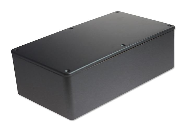 CAMDENBOSS BIM2006/16-EMI/RFI  Abs Case Emc Graphite 190X110X60Mm