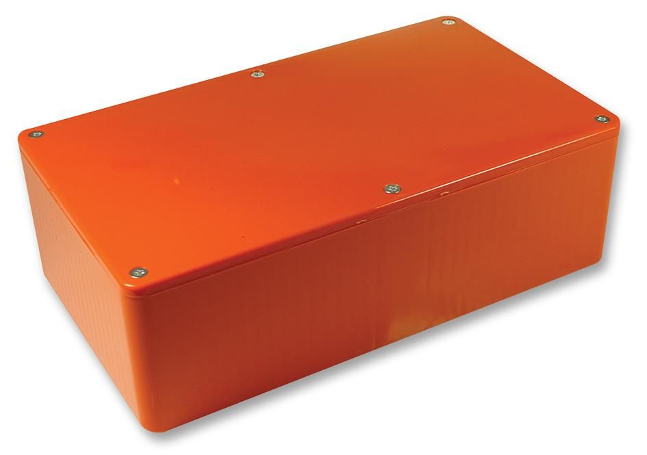 CAMDENBOSS BIM2006/16-ORG/ORG  Abs Case Orange 190X110X60Mm