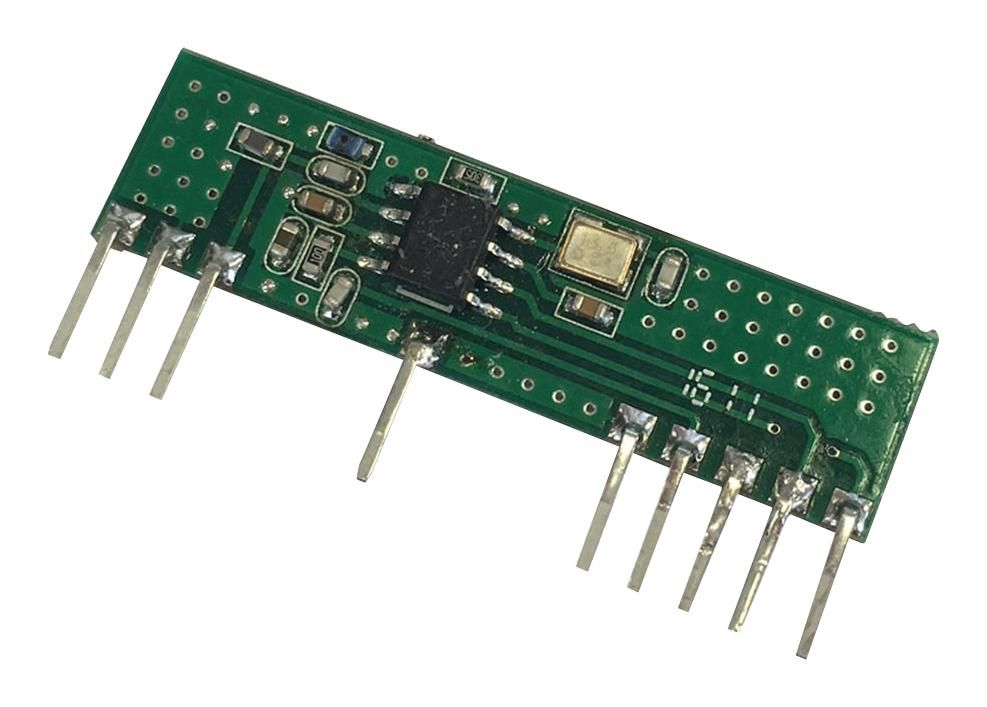 RF SOLUTIONS AM-RX12E-433P  Am Superhet Receiver 433Mhz 9-Pin Sil
