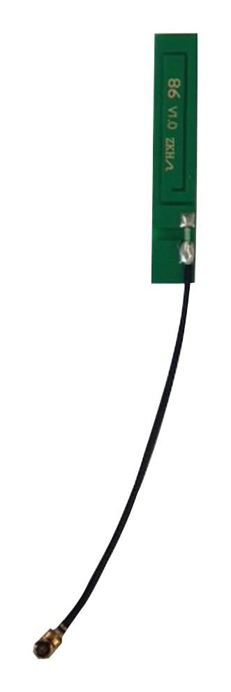 RF SOLUTIONS ANT-PCB3707-UFL  Quad Band Gsm Antenna 35X6Mm Ufl/Ipex