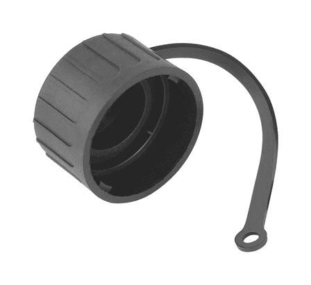 AMPHENOL C016 00U000 000 12  Dust Cap - Male Receptacle