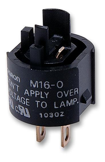 OMRON INDUSTRIAL AUTOMATION M16-0  Socket Dummy