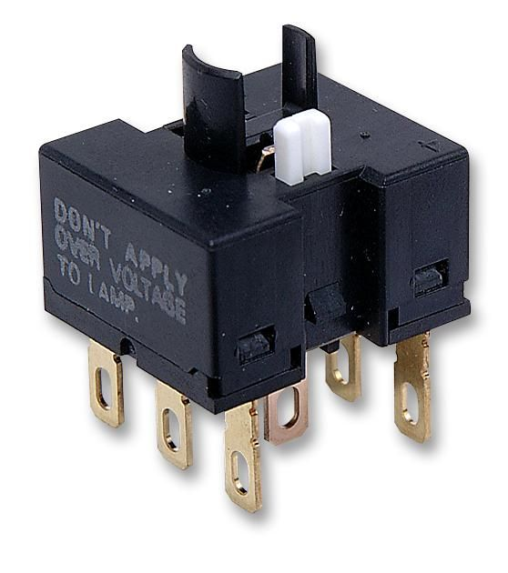 OMRON INDUSTRIAL AUTOMATION A16-2  Switch Socket Dpdt