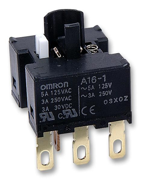 OMRON INDUSTRIAL AUTOMATION A16-1  Switch Socket Spdt
