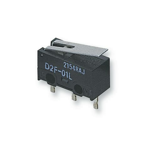 OMRON D2FL  Microswitch Lever