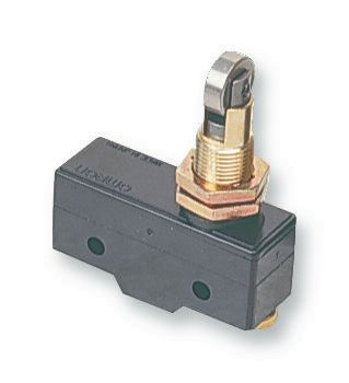 OMRON Z-15GQ21B  Microswitch Roller Plunger