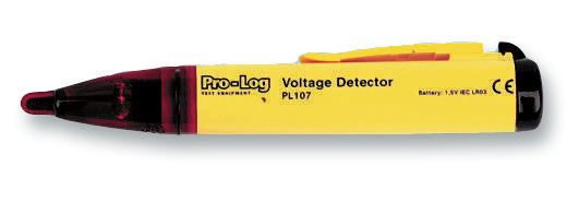UNBRANDED PL107  Voltage Detector + On/Off Switch