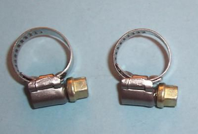 UNBRANDED 262  Hose Clips - Size M00 11-16Mm