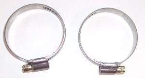 UNBRANDED 273  Hose Clips - Size 2A 35-50Mm