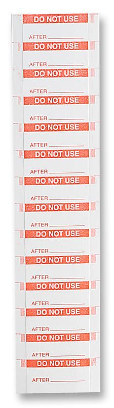PRO POWER 7827294  Label Do Not Use After Pk350