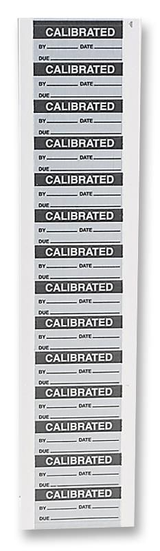 PRO POWER 7827330  Label Calibrated Pk350
