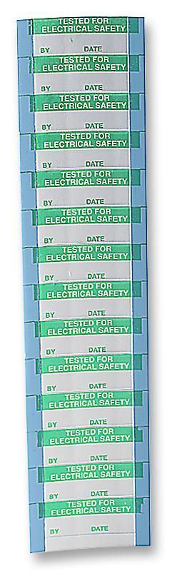 PRO POWER 7827350  Label Tested Elec Safety Pk350