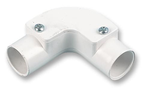 PRO POWER IE20  Inspection Elbow-20Mm Round Conduit