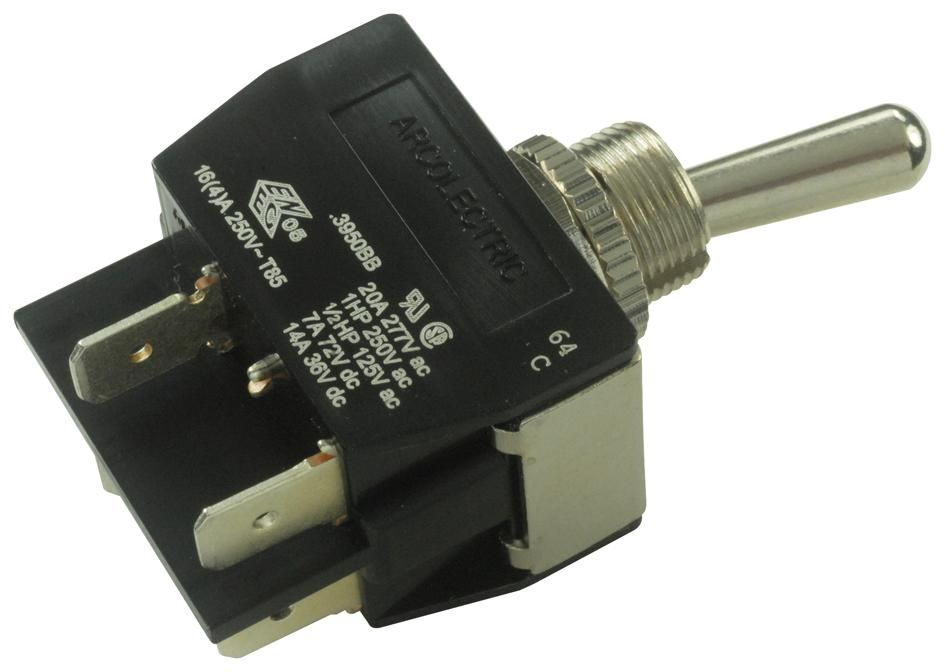ARCOLECTRIC C3950BBAAA  Toggle Switch