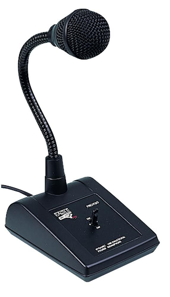 EAGLE P656T  Paging Microphone
