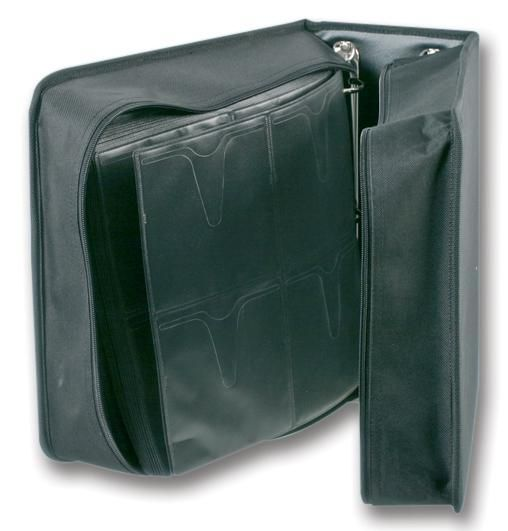 UNBRANDED CD CARRY CASE, 240 DISC  Cd Carry Case 240 Disc