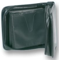 UNBRANDED CD CARRY CASE, LEATHER, 48 DISC  Cd Carry Case Leather 48 Disc