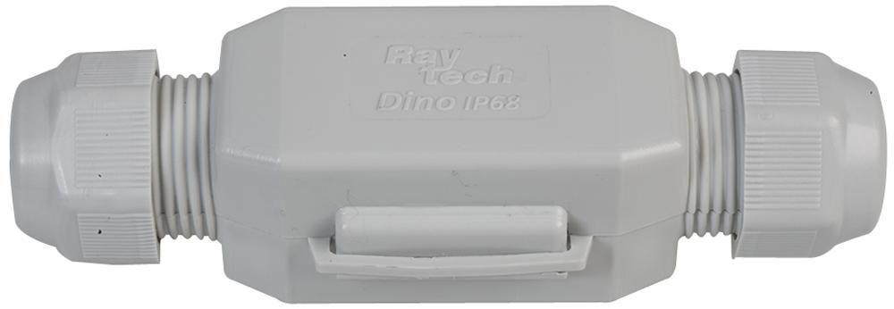 RAYTECH DINO  Cable Joiner Gel 2 Pole 4Mm Grey