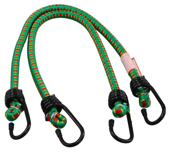 ROLSON TOOLS 44224  Bungee Cords 600Mm X 12Mm 1 Pair