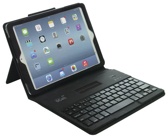 GCELL KB6020  Keyboard Bluetooth Ipad Air Solar Pwr