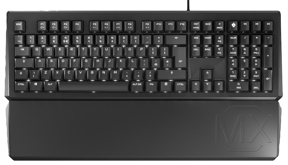 CHERRY G80-3816LXBGB-2  Keyboard Mx Brown 1.0 Backlight