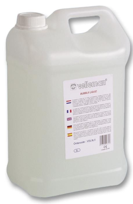 HQ POWER VDLBL5  Bubble Fluid 5 Litre