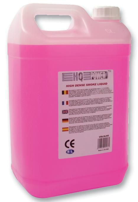 HQ POWER VDLSLH5  Smoke Fluid High Density 5L