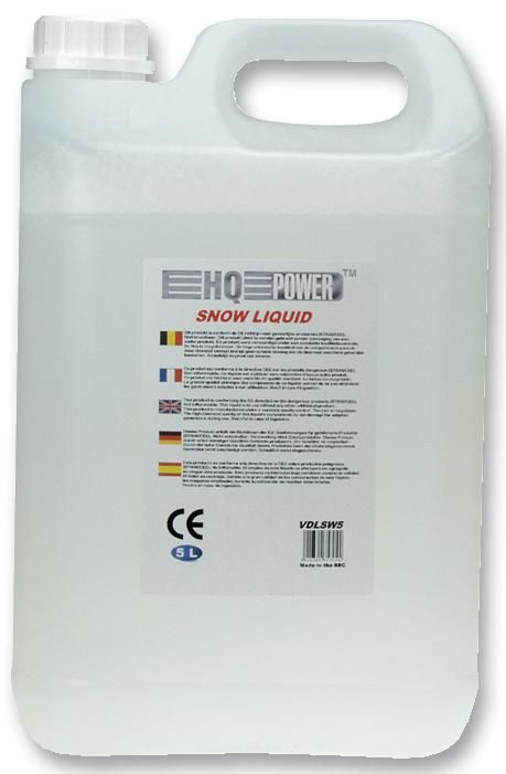 HQ POWER VDLSW5  Snow Fluid 5L