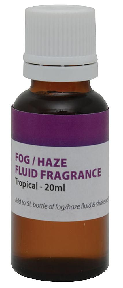 QTX 160.653UK  Fog Aroma Tropical 20Ml