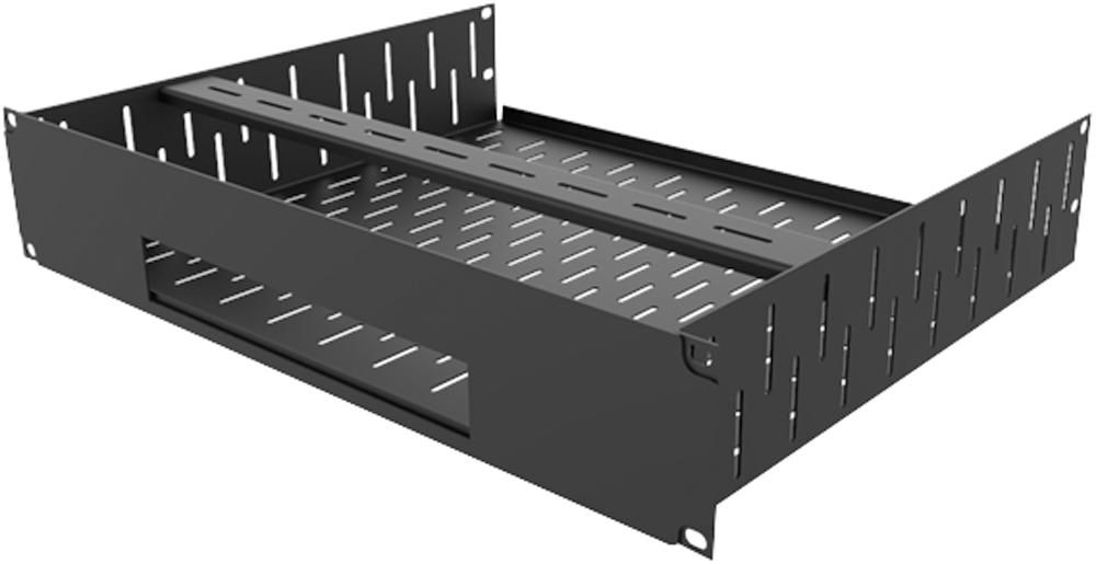 PENN ELCOM R1498/2UK-SKYQMINI  Rack Shelf And Faceplate Sky Q Mini 2U