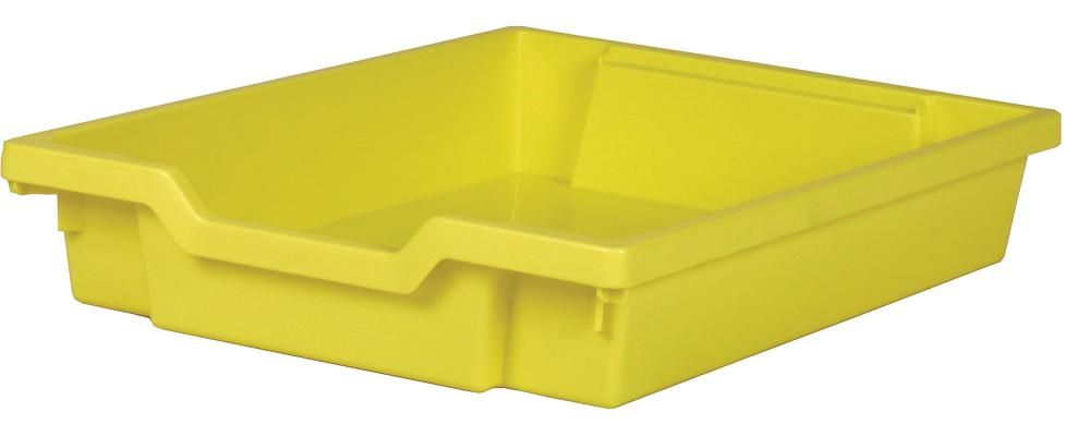 GRATNELLS F1SY  Shallow Tray Sunshine Yellow