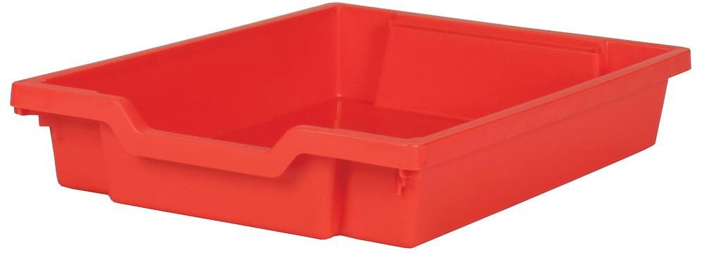 GRATNELLS F1FR  Shallow Tray Flame Red