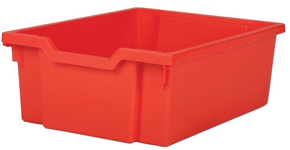 GRATNELLS F2FR  Deep Tray Flame Red
