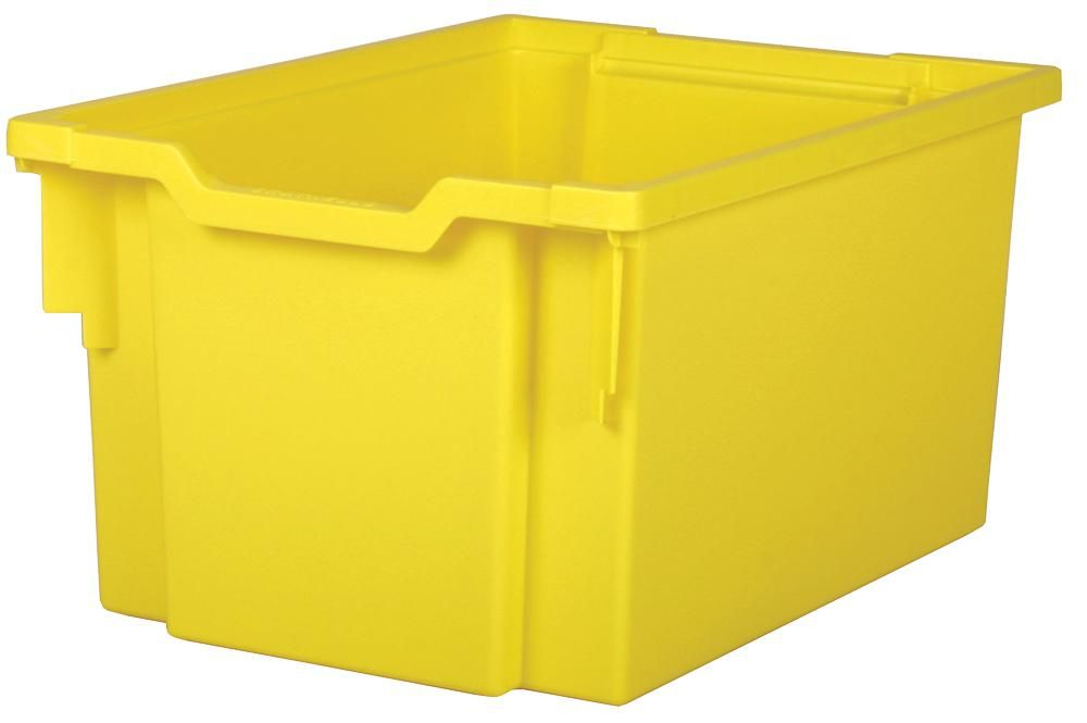GRATNELLS F25SY  Extra Deep Tray Sunshine Yellow
