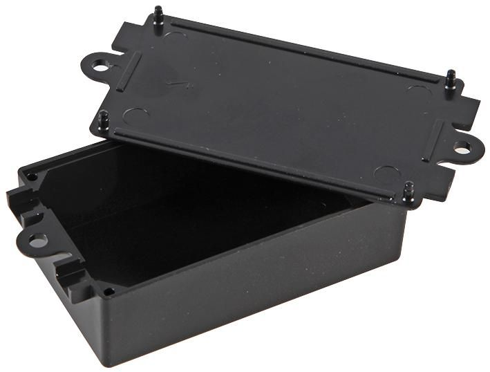 CAMDENBOSS 400-011  Potting Box Black 65X38X22Mm