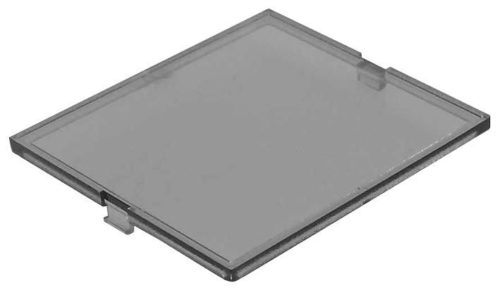 CAMDENBOSS CNMB/3/PS  Smoked Cover For Din Rail Size 3