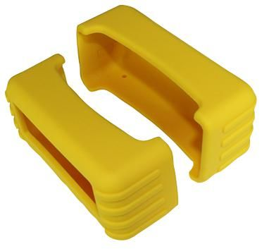 TAKACHI CUE82B1YL  Rubber Boots Yellow 27X71X32Mm Pair