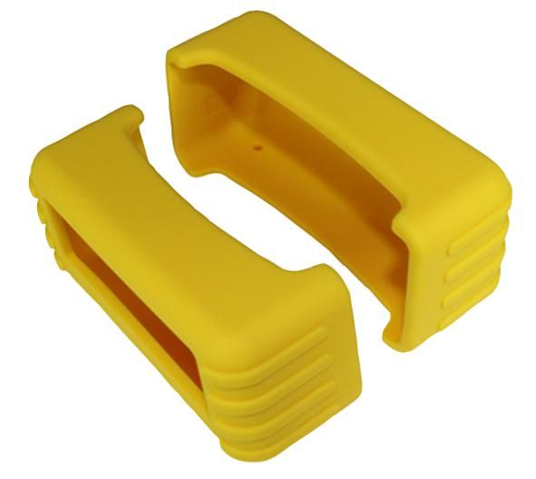 TAKACHI CUE82B2YL  Rubber Boots Yellow 27X71X56Mm Pair