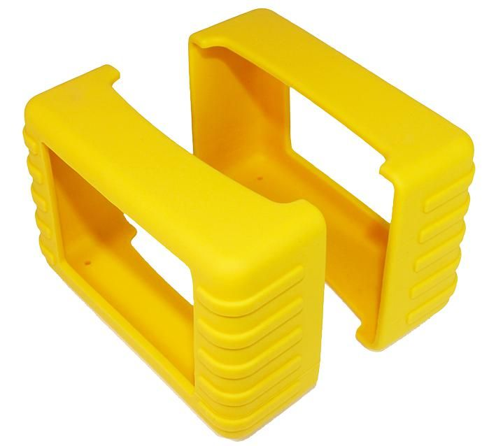 TAKACHI CUE82B6YL  Rubber Boots Yellow 40X116X81.5Mm Pair