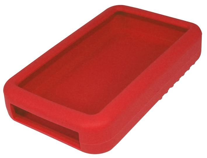 TAKACHI CHH87C2RD  Silicon Cover,Red,120X74X32.5Mm,87Series
