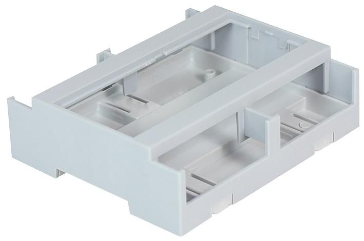 CAMDENBOSS CDIB/6/L2  Din Rail Box Open Top Low Open Sides