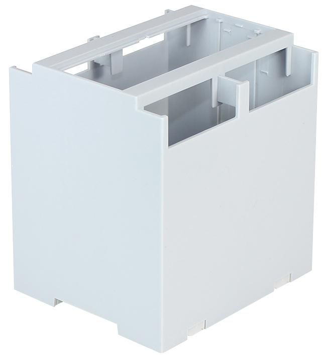 CAMDENBOSS CDIB/6/D2  Din Rail Box Open Top Deep Open Sides