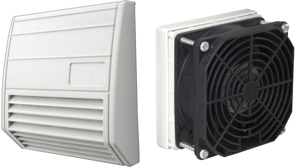 EUROPA COMPONENTS TM-FF01897  Fan 230Vac+Filter With Housing