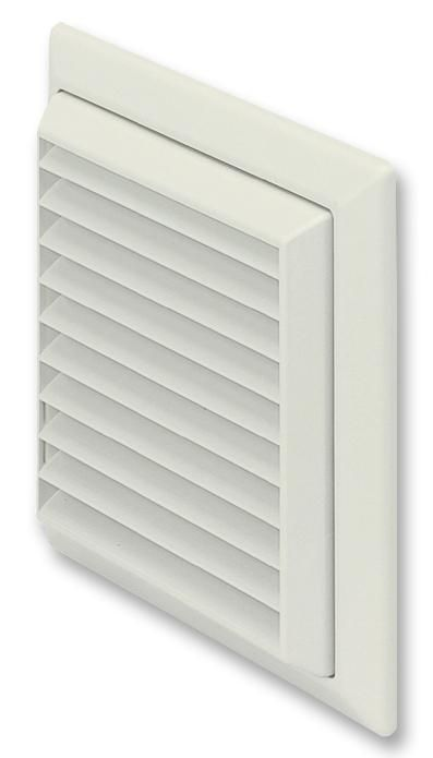 DOMUS 5904W  Louvred Grille 5