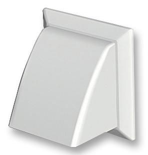 DOMUS 44932W  Cowled Outlet 4