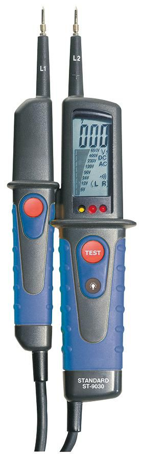 TENMA TEN01060  Voltage Tester With Lcd