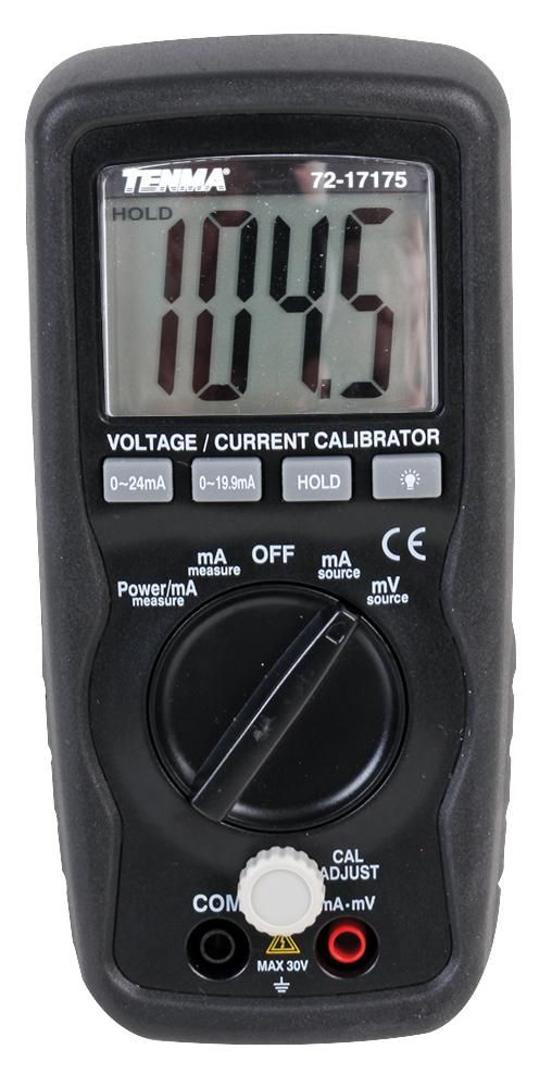 TENMA 72-17175  Calibrator Voltage And Current