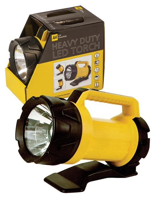 AA 5060114613881  Torch Led Aa Heavy Duty