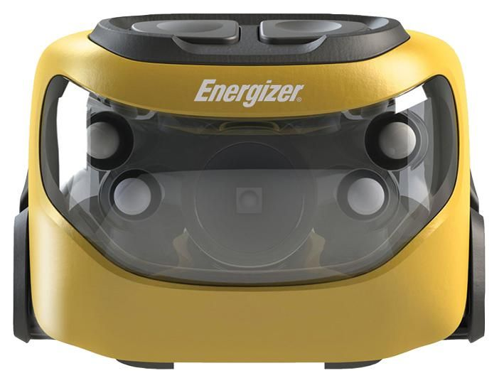 ENERGIZER 638866  Headtorch 5 Led Headlight 3X Aaa